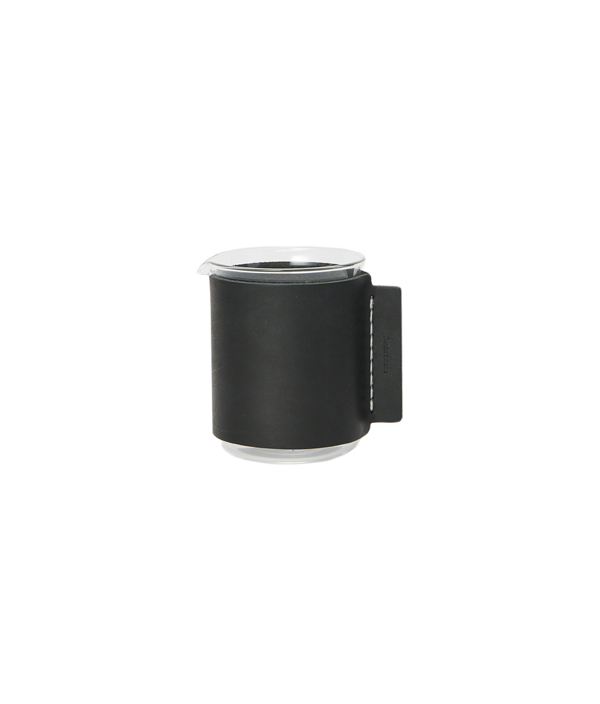 化瓶:Beaker 500ml Black / Hender Scheme(エンダースキーマ)