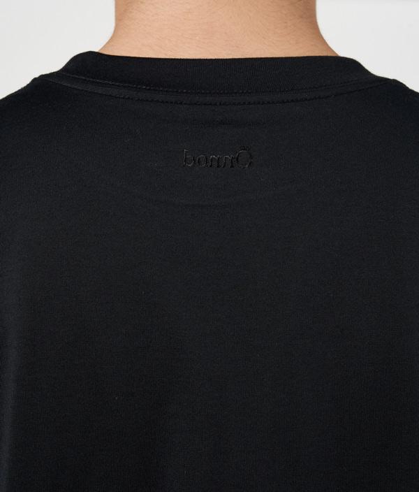 Short sleeve t-shirt L Black /Ōnnod