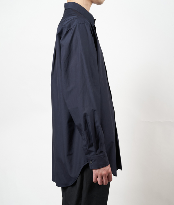 Regular color shirt 01 /2 /Navy /Ōnnod