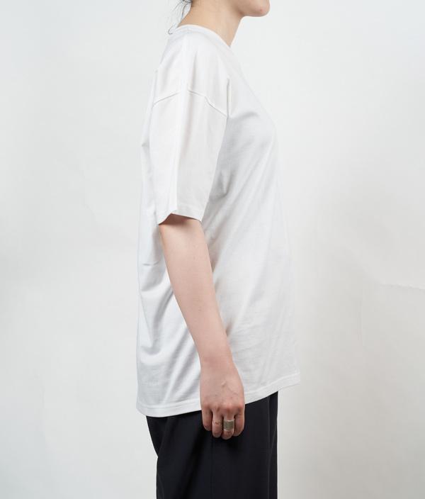 Short sleeve t-shirt L White /Ōnnod