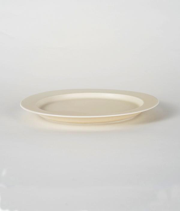 unjour plate suna /L(matin) /yumiko iihoshi porcelain