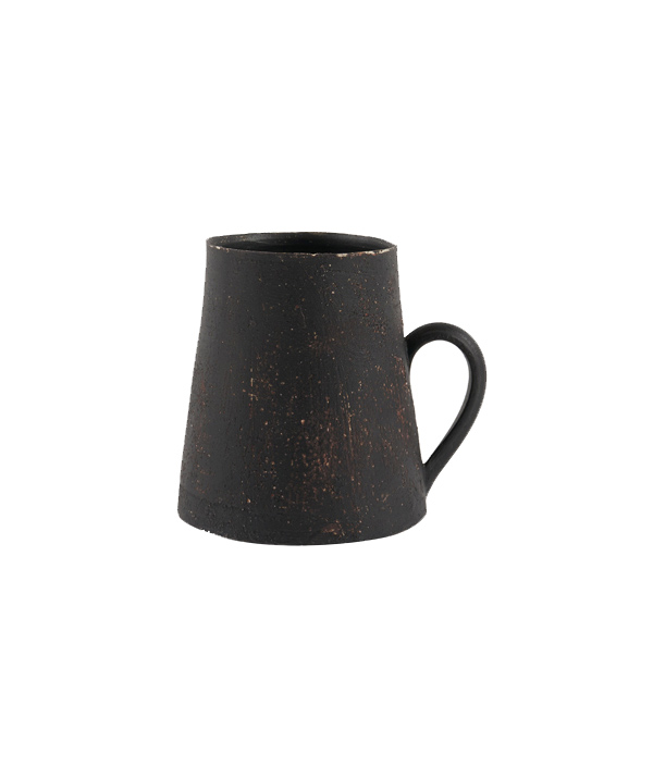 Coffee cup 黒 /大澤哲哉