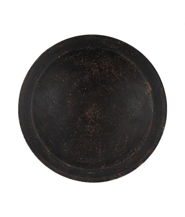 Rim bowl L 黒 /大澤哲哉