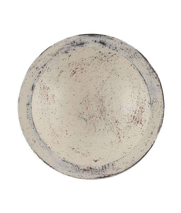 Rim bowl L 白 /大澤哲哉