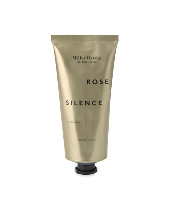 Rose Silence ハンドクリーム75ml /Miller Harris