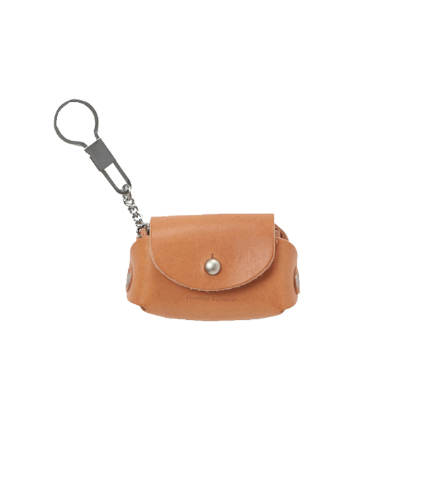 Coin key holder <Natural> / Hender Scheme(エンダースキーマ)