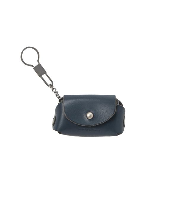 Coin key holder <NAVY> / Hender Scheme(エンダースキーマ)