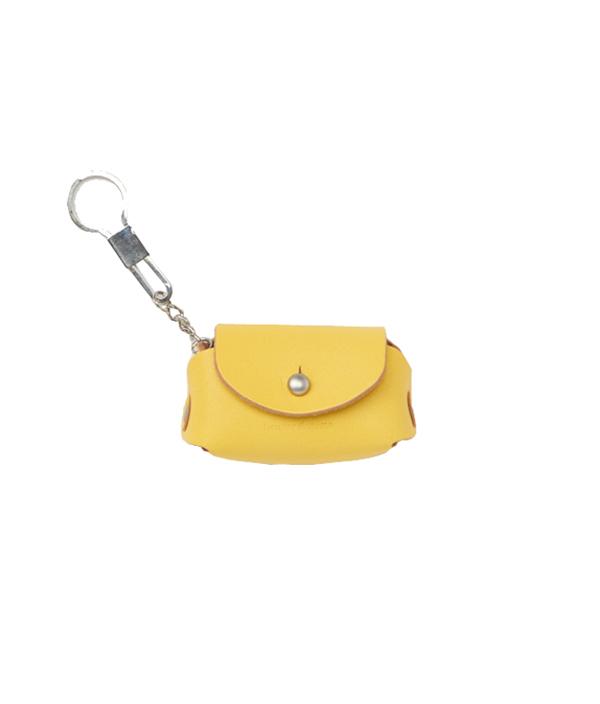 Coin key holder <Yellow> / Hender Scheme(エンダースキーマ)