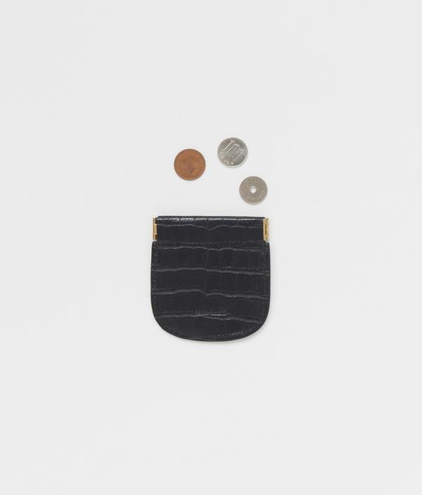 Coin purse S <Black> / Hender Scheme(エンダースキーマ)