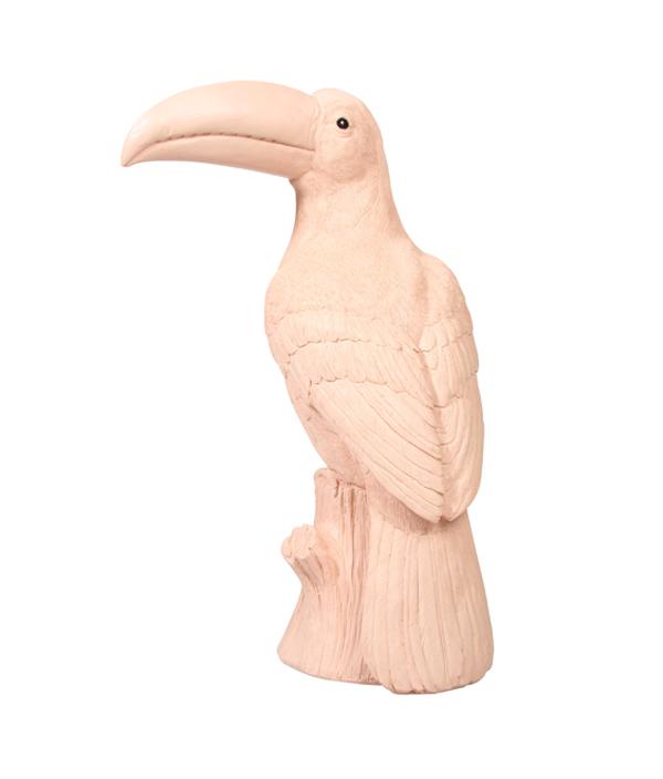 Coinbank toucan pink