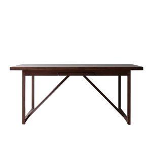 TOCCO ダイニングテーブル ブラウン 154