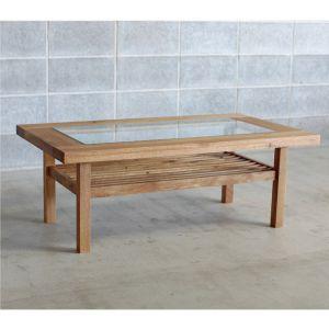 PUKA/プーカ コーヒーテーブル 128cm