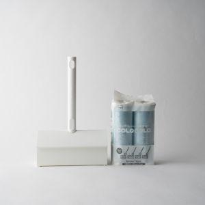 【オンラインストア限定】コロコロ コロフル スペアテープ付きセット ホワイト