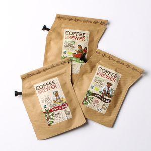 【オンラインストア限定】COFFEE BREWER おためし3個セット
