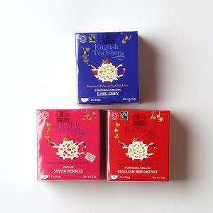 【オンラインストア限定】English Tea Shop おためし3個セット