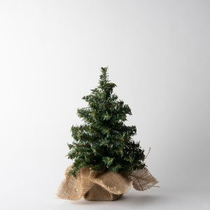 LEDライト ジュートツリー 25cm