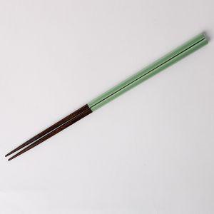 益子色お取り箸 27cm 青磁