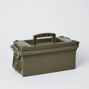 ユーティリティー ボックス S オリーブ / HAYES TOOLING & PLASTICS