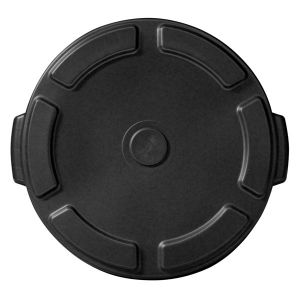 THOR/ソー ラウンド コンテナ用フタ 23L ブラック