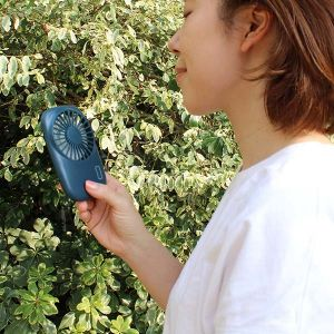 POCKET TORNADO(ポータブルファン) ブルー