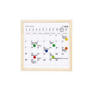 ホワイトボードカレンダー Sサイズ