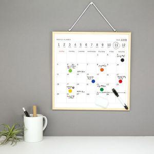 ホワイトボードカレンダー Lサイズ