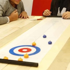 TABLE TOP CURLING GAME / テーブルトップ カーリングゲーム