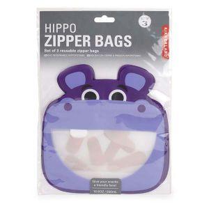 ジッパーバッグ 3枚セット カバ