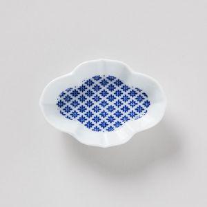 印判豆皿 木瓜 / 東屋