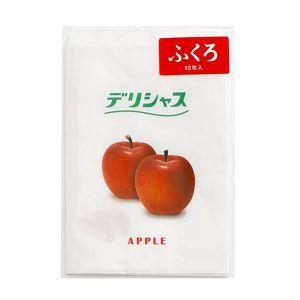 ニューレトロ おすそわけ袋 りんご