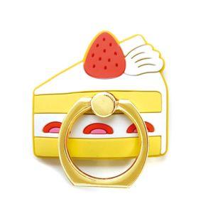 ニューレトロ スマートフォンリング ケーキ