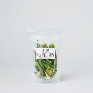 ベジタブルチップス 緑野菜