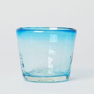 ガラス工房 清天 猪口 水
