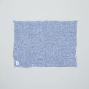 キッチンタオル WAVE ブルー / Faux & Cachet Inc.×TODAY'S SPECIAL
