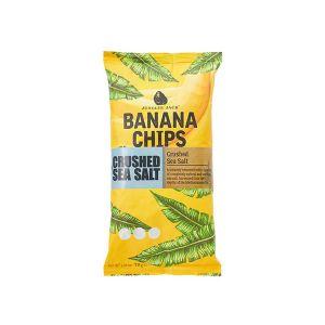 バナナチップス クラッシュシーソルト