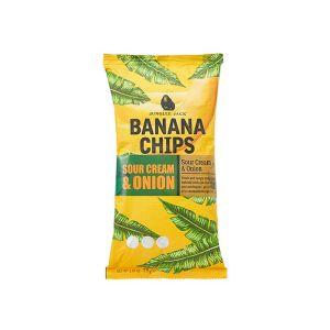 バナナチップス サワークリーム&オニオン
