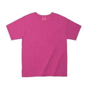 Comfort Colors / アダルトリングスパンTシャツ M ネオンピンク