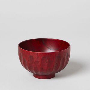 山亀甲汁椀 ワイン / 三義漆器店