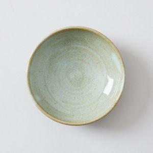 KOZARA 3.5寸 白萩釉 / 向山窯×TODAY'S SPECIAL