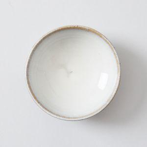 KOZARA 3.5寸 伊羅保・白萩釉 / 向山窯×TODAY'S SPECIAL