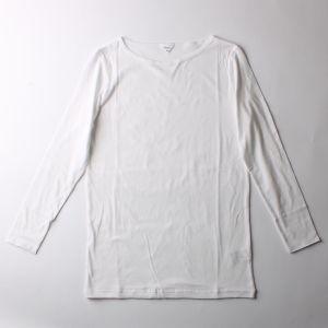 B&H co. ロングスリーブTシャツ ホワイト