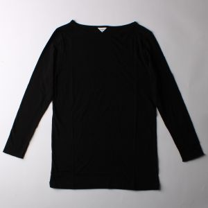 B&H co. ロングスリーブTシャツ ブラック