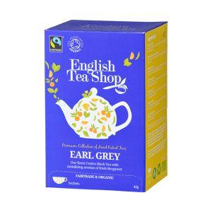 English Tea Shop アールグレイ オーガニックティー 20袋入り