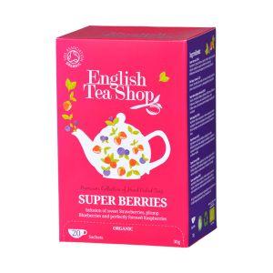 English Tea Shop スーパーベリー オーガニックティー 20袋入り