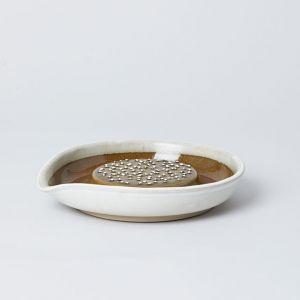 おろし器 大 / 元重製陶所