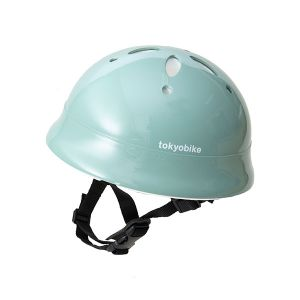 nicco ベビーL ヘルメット tokyobike Limited ブルージェイド