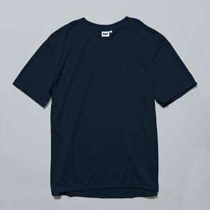 BRING リサイクルTシャツ S ネイビー