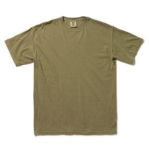 Comfort Colors アダルト リングスパンTシャツ S カーキ