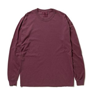 Comfort Colors アダルトリングスパン ロングスリーブTシャツ M ベリー