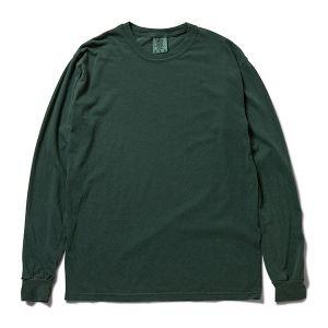 Comfort Colors アダルトリングスパン ロングスリーブTシャツ M ブルースプルース